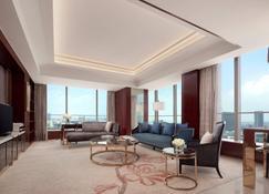 The International Trade City, Yiwu - Marriott Executive Apartments - Yiwu - Salon