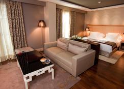 內克蘇斯巴利亞多利德套房酒店 - 巴利亞多利德 - 巴利亞多利德 - 臥室