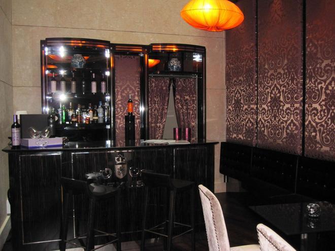 Nexus Valladolid Suites & Hotel - Valladolid - Bar