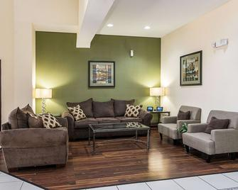 Quality Inn & Suites - Harvey - Huiskamer