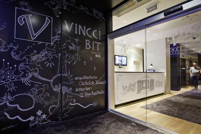 Vincci Bit - Barcelona - Front desk