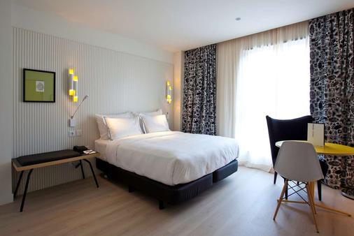 萬基比特酒店 - 巴塞隆拿 - 巴塞隆納 - 臥室