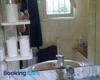 Villa Minouchka - Tourrettes-sur-Loup - Bathroom