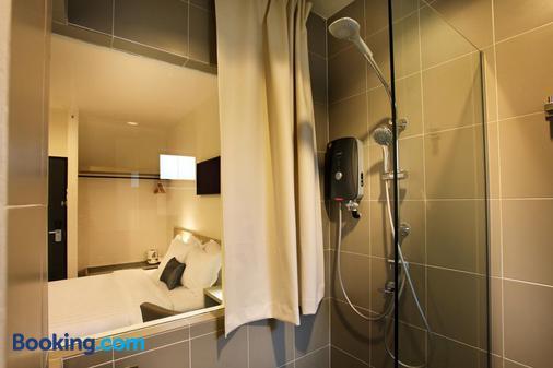 O 精品套房酒店 - 八打靈再也 - 吉隆坡 - 浴室