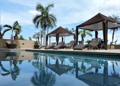 聖路易斯林達維斯塔酒店 - 庫利亞坎 - 庫利亞坎 - 游泳池