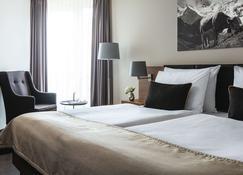 芙羅拉亞美隆飯店 - 琉森 - 臥室
