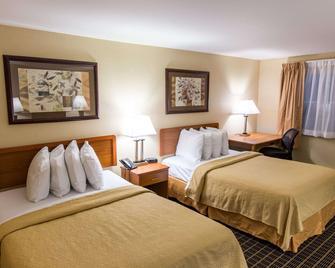 Quality Inn and Suites Big Rapids - Big Rapids - Slaapkamer