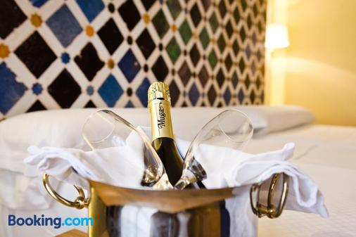 Hotel Comfort Dauro 2 - Granada - Bathroom