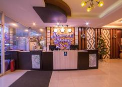鑽石泉水酒店 - 安赫勒斯市 - 安吉里市 - 櫃檯