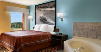 Super 8 by Wyndham Olive Branch - Olive Branch - Bedroom