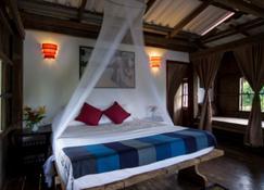 참파 로지 - 캄폿 - 침실