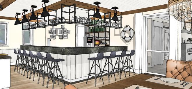 Hotel Restaurant Molenzicht - Nes - Bar