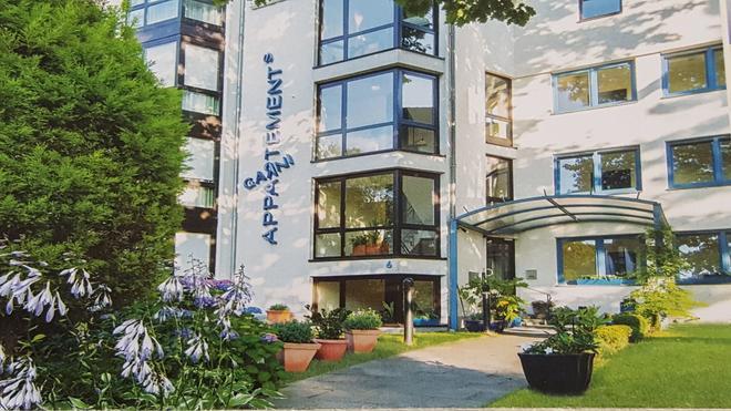 Appart-Hotel Bad Godesberg - Bonn - Building