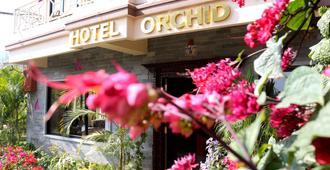 Hotel Orchid - Pokhara - Vista del exterior