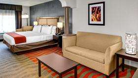 Holiday Inn Express Hotel & Suites Pittsburgh-South Side, An IHG Hotel - Pittsburgh - Bedroom