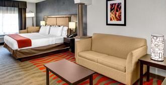 Holiday Inn Express Hotel & Suites Pittsburgh-South Side, An IHG Hotel - פיטסבורג - חדר שינה