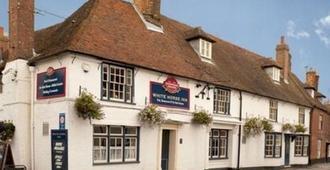 White Horse Inn - Faversham - Edificio