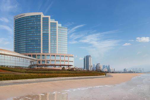 Hyatt Regency Qingdao - Thanh Đảo - Toà nhà