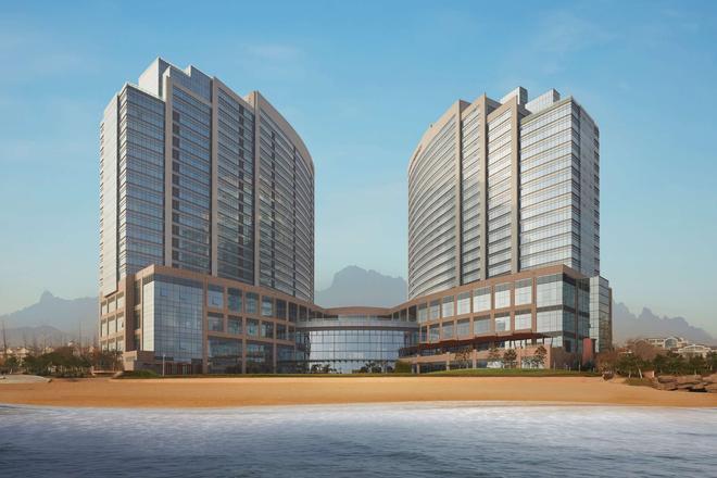 Hyatt Regency Qingdao - Qingdao - Rakennus
