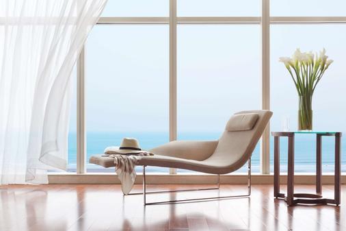 Hyatt Regency Qingdao - Thanh Đảo - Phòng ngủ