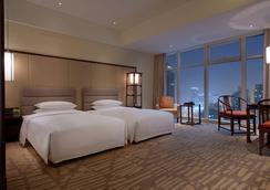 Hyatt Regency Qingdao - Qingdao - Makuuhuone