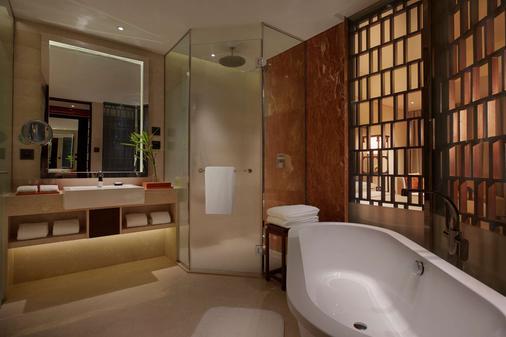 Hyatt Regency Qingdao - Thanh Đảo - Phòng tắm
