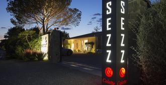 Sezz Saint-Tropez - Saint-Tropez - Bygning