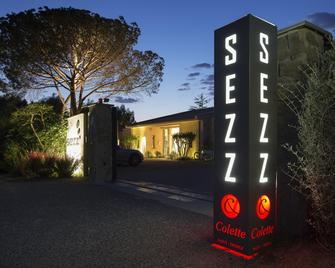 Sezz Saint-Tropez - Saint-Tropez - Building