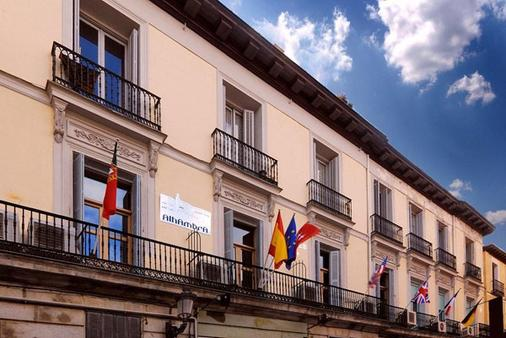 Hostal Suites Alhambra - Madrid - Rakennus