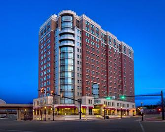 Residence Inn Alexandria Old Town South At Carlyle - Alexandria - Building