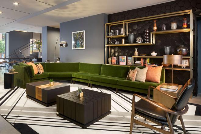 湯普森西雅圖酒店 - 西雅圖 - 西雅圖 - 休閒室