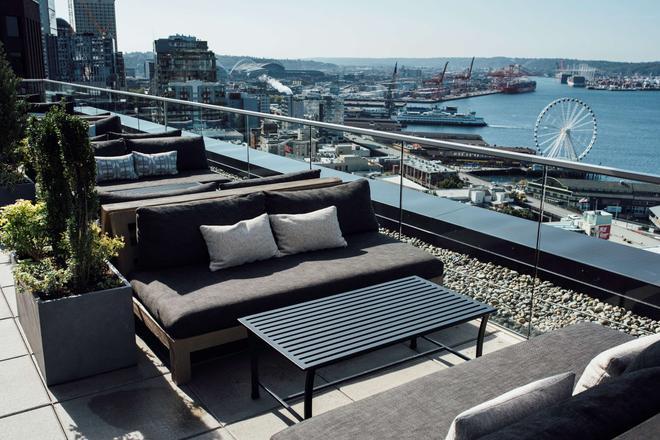 湯普森西雅圖酒店 - 西雅圖 - 西雅圖 - 陽台