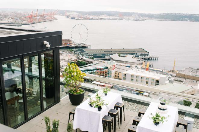 湯普森西雅圖酒店 - 西雅圖 - 西雅圖 - 餐廳