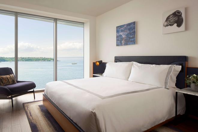 湯普森西雅圖酒店 - 西雅圖 - 西雅圖 - 臥室