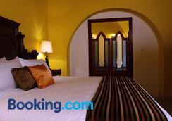 Casa Don Gustavo Boutique Hotel - Campeche - Bedroom