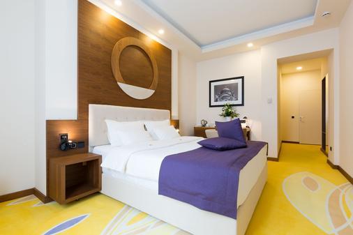 Hotel City Savoy - Belgrad - Schlafzimmer