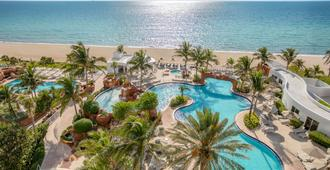 Trump International Beach Resort - North Miami Beach - Pool