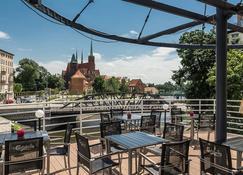 Hotel Tumski - Wroclaw - Balcony
