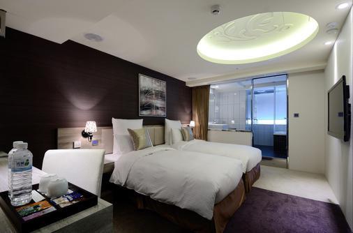 葳皇時尚飯店 - 台北 - 臥室