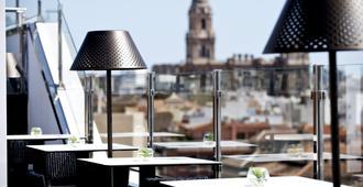 Salles Hotel Malaga Centro - Málaga - Piscina