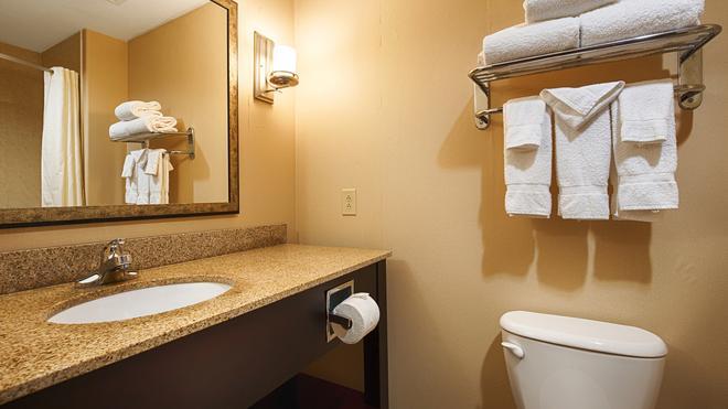 Best Western Plus Goodman Inn & Suites - Horn Lake - Bathroom