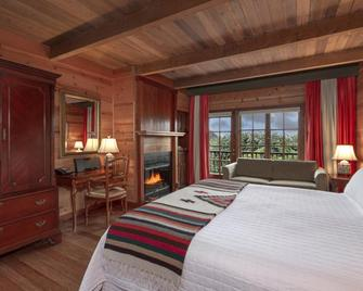 The Stanford Inn By The Sea Eco-Resort - Mendocino - Bedroom
