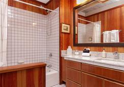 The Stanford Inn By The Sea Eco-Resort - Mendocino - Baño