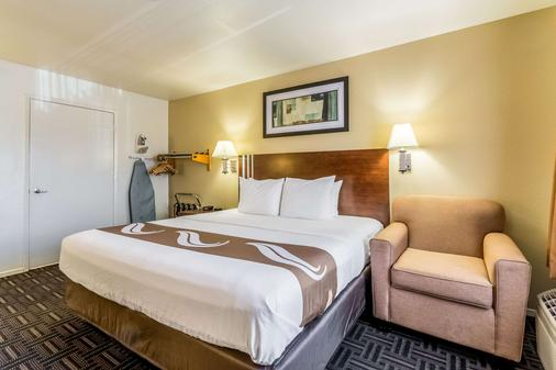 Quality Inn Fresno Near University - Fresno - Slaapkamer