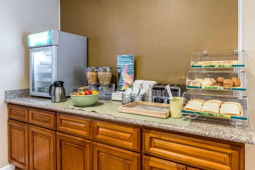 Quality Inn Fresno Near University - Fresno - Buffet