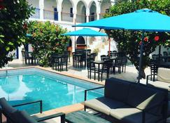 Hotel Arisha - Houmt Souk - Pool
