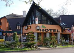 Hotel Bohemia - Frantiskovy Lazne - Rakennus