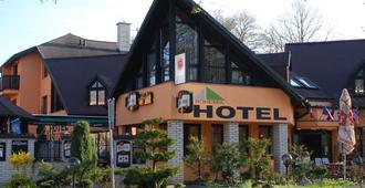 Hotel Bohemia - Františkovy Lázně - Building