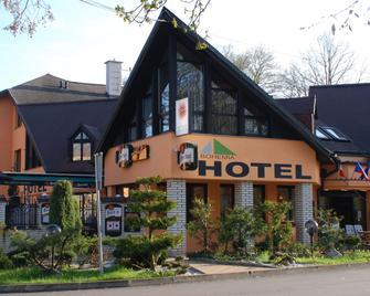 Hotel Bohemia - Frantiskovy Lazne - Gebouw