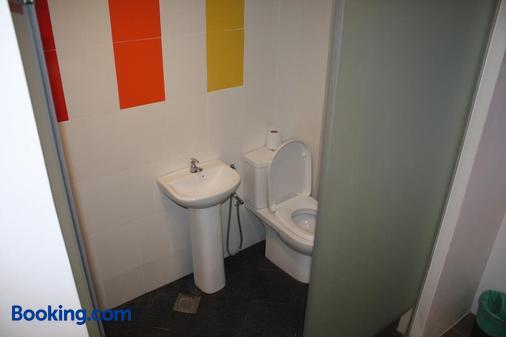 M Design Hotel - Kuala Lumpur - Phòng tắm